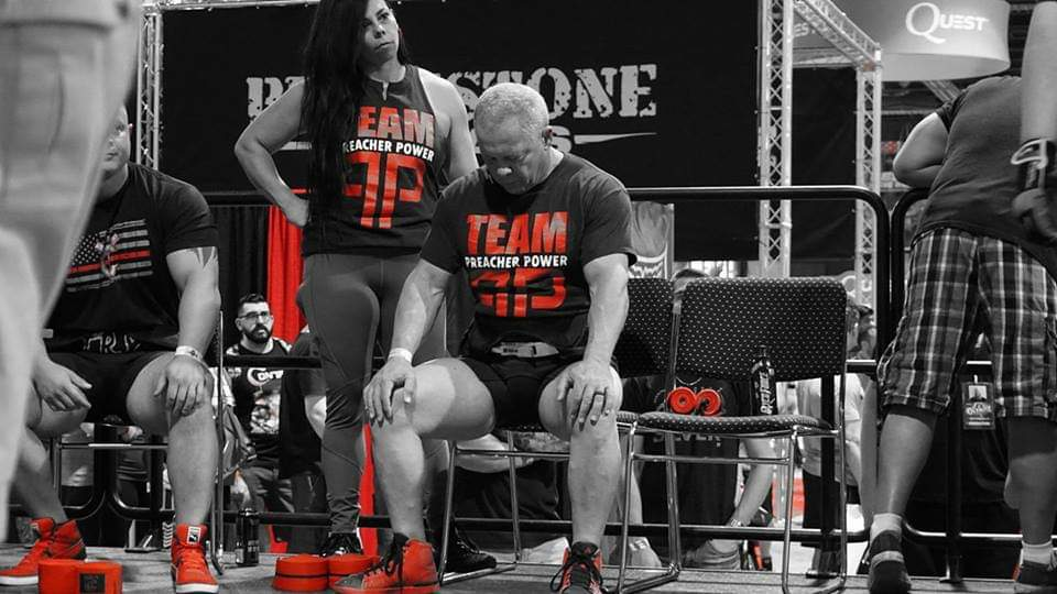 Meet Asa and Malinda Barnes of Preacher Power Barbell Club ...